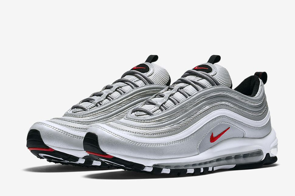 Nike air Max 97 silverbullet