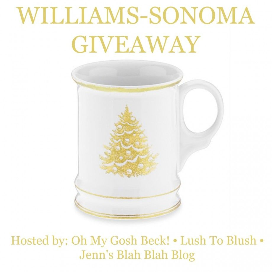 Williams-Sonoma Giveaway