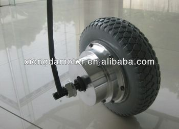 wheel chair motor high chairs canada 8 12 single shaft electromagnetic brake wheelchair electric conversion kit