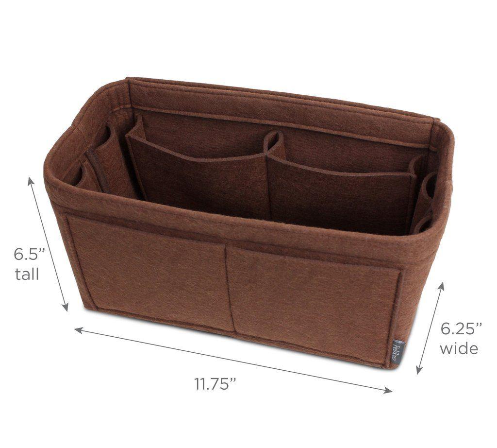 271ab05e5697 pelikus extra large felt tote bag organizer shaper fits neverfull gm ...