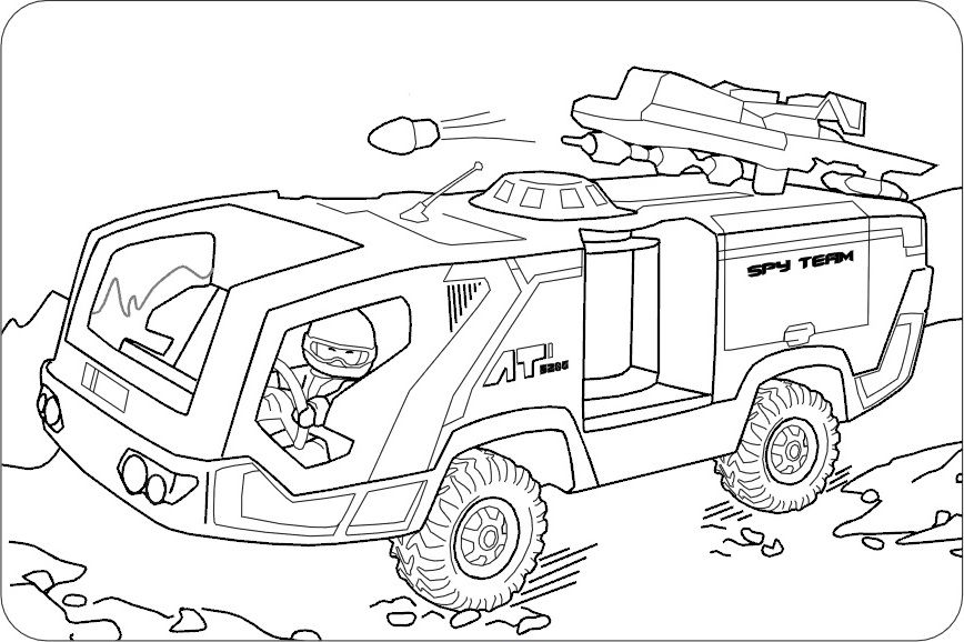 Ausmalbilder playmobil 08 Ausmalbilder Ausmalen