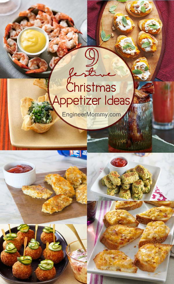 Christmas Party Recipe Ideas Part - 43: Here Are Some Fun And Festive Christmas Appetizer Ideas For Your Christmas  Party!