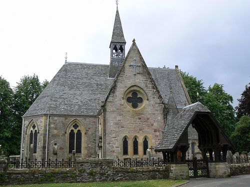 Luss Parish Church in Luss  A stunningly intimate and