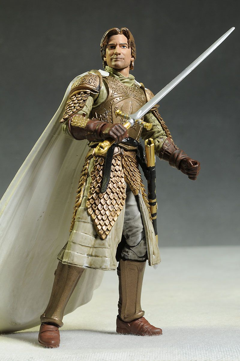 Jaime Lannister Game of Thrones action figure Action