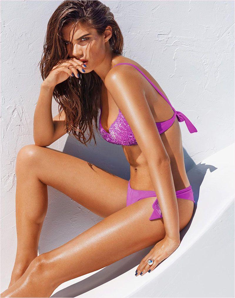 37cddf2d5b sara sampaio calzedonia swimsuit 2014 campaign16 Sara Sampaio Heats Up  Calzedonias Summer 2014 Swimwear Campaign