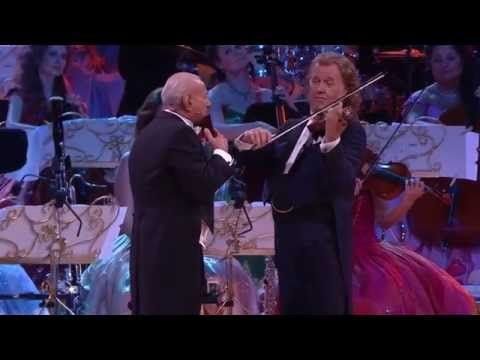 André Rieu & Gheorghe Zamfir - Tribute to James Last ( Maastricht 2015 ) (Full HD 1080p) - YouTube