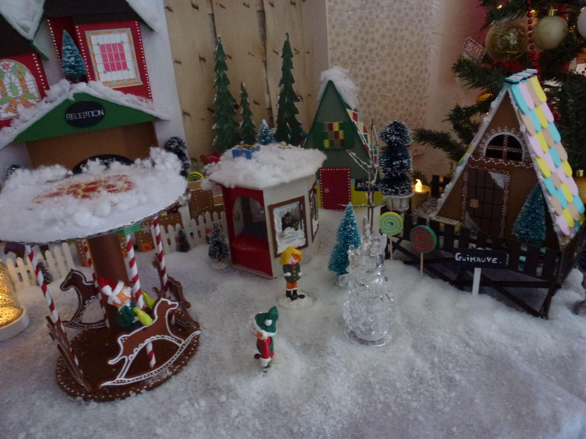 LE VILLAGE DES LUTINS DE SISSI - Album photos - La féerie de Noël #lutindenoel