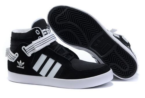 pictures of men's shoes high tops | ... Adidas Men High Top Shoes :