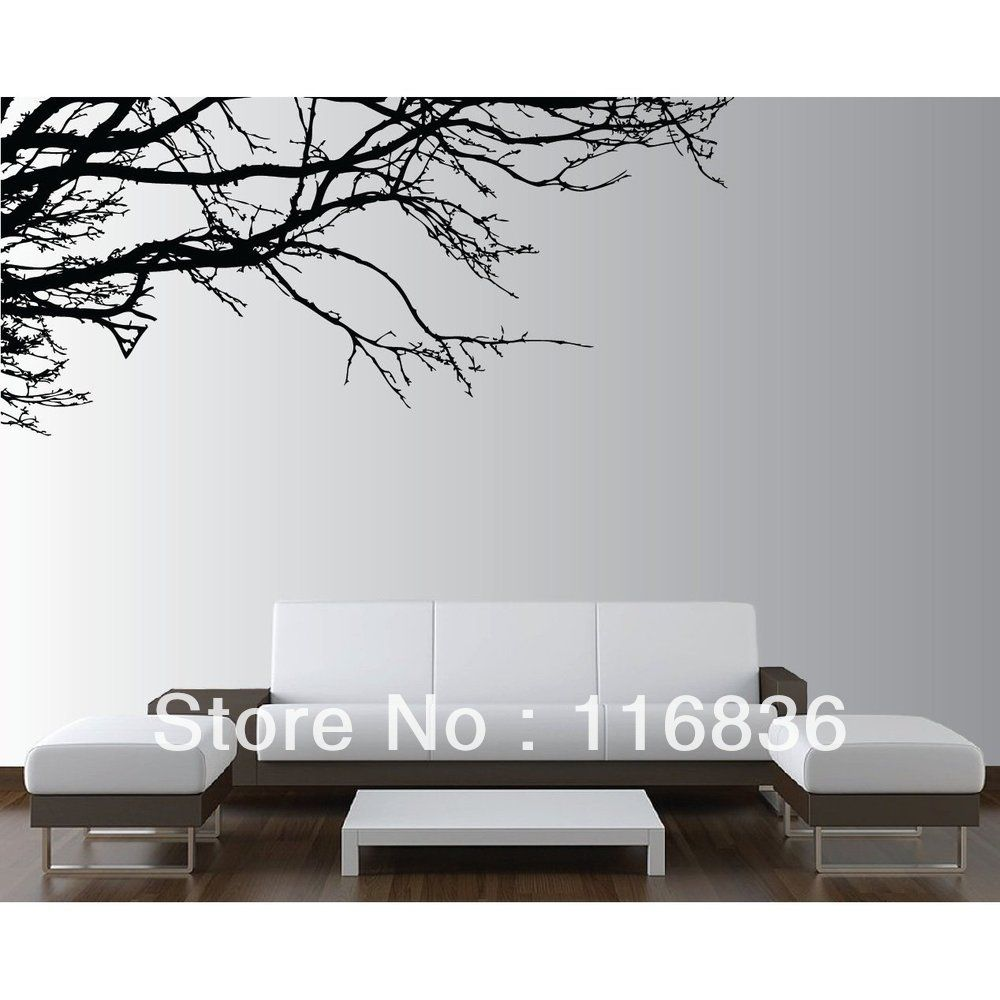 High Quality Pics Photos Tree Wall Decals Vinyl Decal Stickers Owl Art