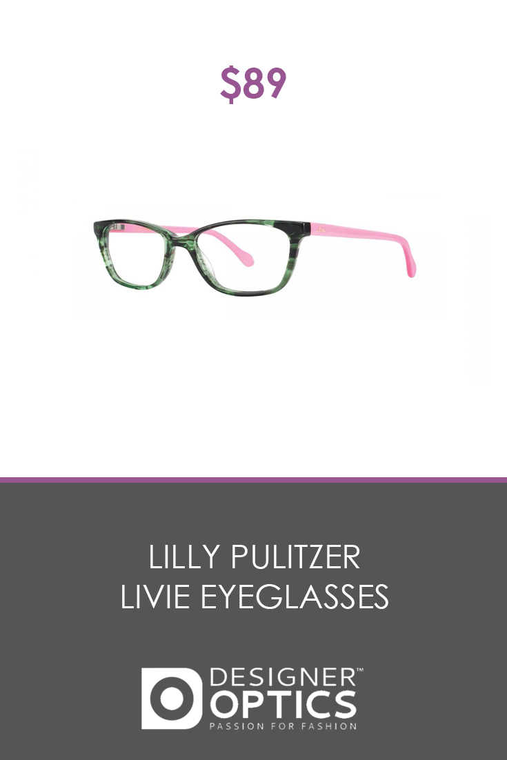 Lilly Pulitzer Womens Livie Eyeglasses