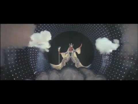 """Amadeus: escena en la que aparece """"La reina de la noche"""", de """"La flauta mágica""""."""