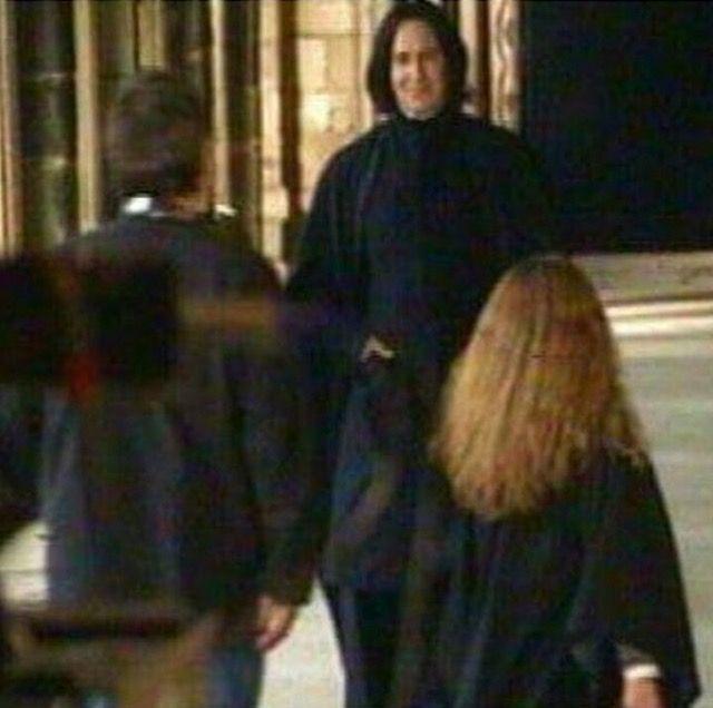 Severus Snape Harry Potter Film Harry James Potter Snape Harry Potter