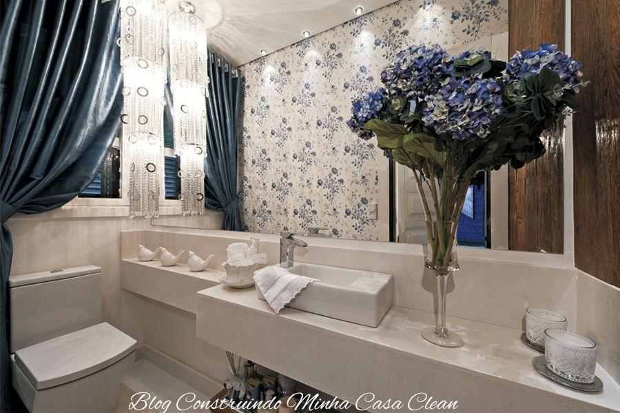 Confira post no blog    wwwnstruindominhacasaclean 2014 - lavabos pequeos