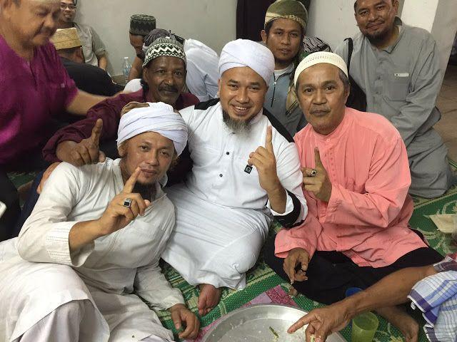 Saya Belum Lagi Peluk Islam Accapan Petaling Jaya