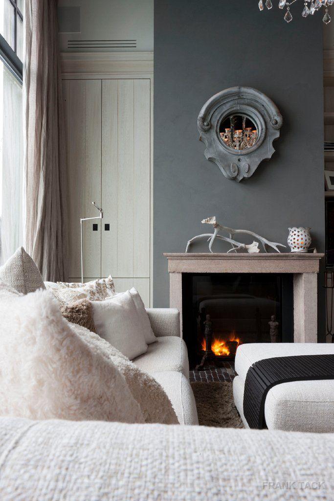 Exquise  woonkamer Pinterest Textur, Esszimmer und Zuhause - wohnzimmer dekoration grau