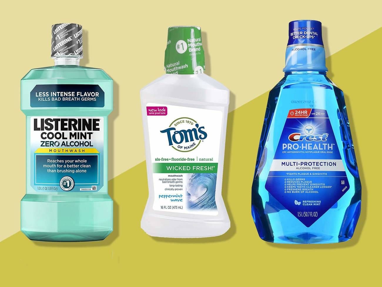 The Best Mouthwash for Gingivitis, According to a Dentist