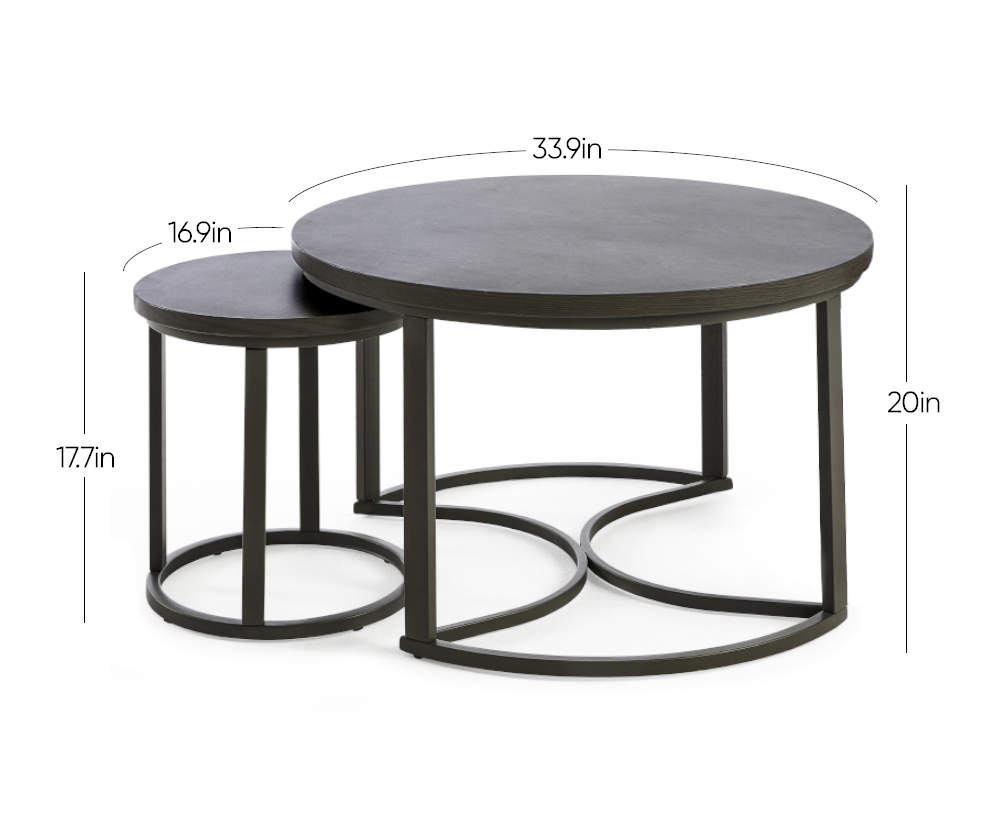 Broyhill Capilano Nested Patio Coffee Drum Side Table Set Big Lots In 2021 Coffee Table Metal Frame Drum Side Table Table Settings [ 838 x 1000 Pixel ]