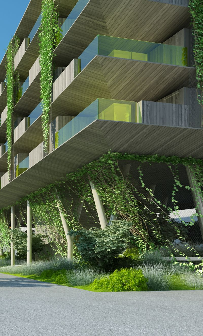 Eco design architecture sustainable style living for Livyng ecodesign