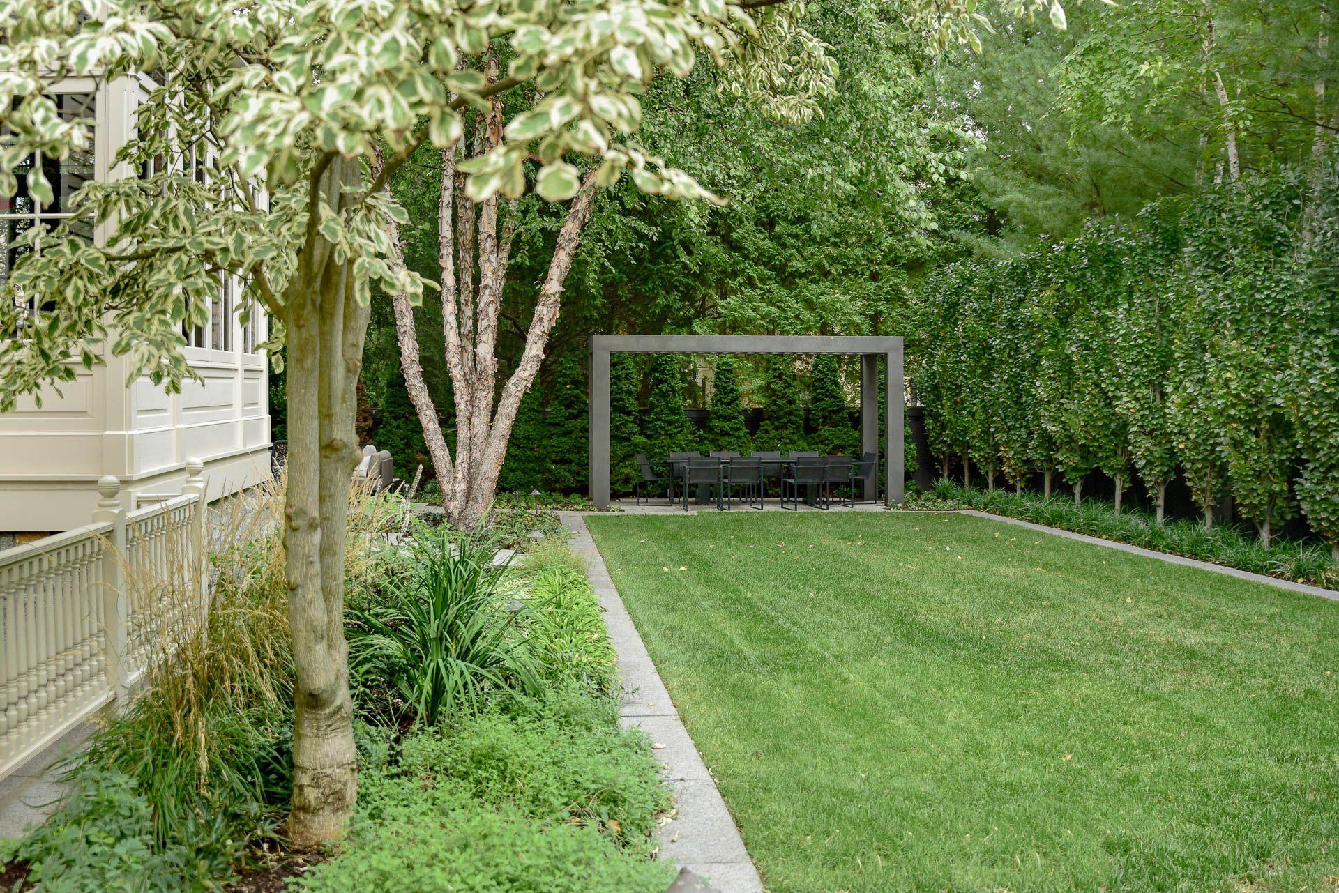 Brattle Street Matthew Cunningham Landscape Design Llc