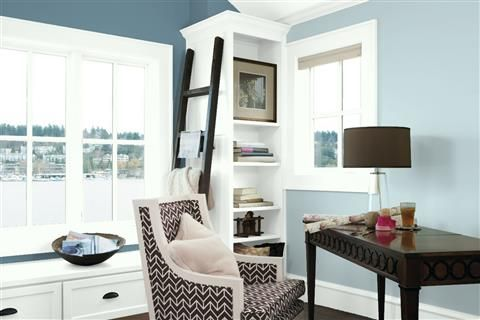 saved color selections benjamin moore home office on benjamin moore office colors id=42073