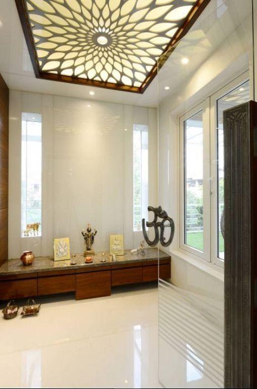 20 Interior Design Ideas For Pooja Room Wall Units In Your Home Pooja Room Door Design Pooja Room Design Pooja Rooms