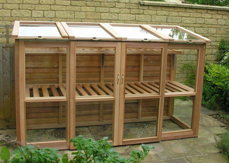 petite serre de jardin choix et conseils serre adoss e. Black Bedroom Furniture Sets. Home Design Ideas