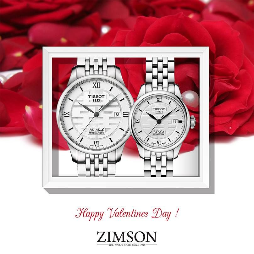 Love Is A Promise Love Is A Souvenir Once Given Never Forgotten Surprise Your Loved One This Valentines Tissot Happy Valentines Day Luxury Watches For Men
