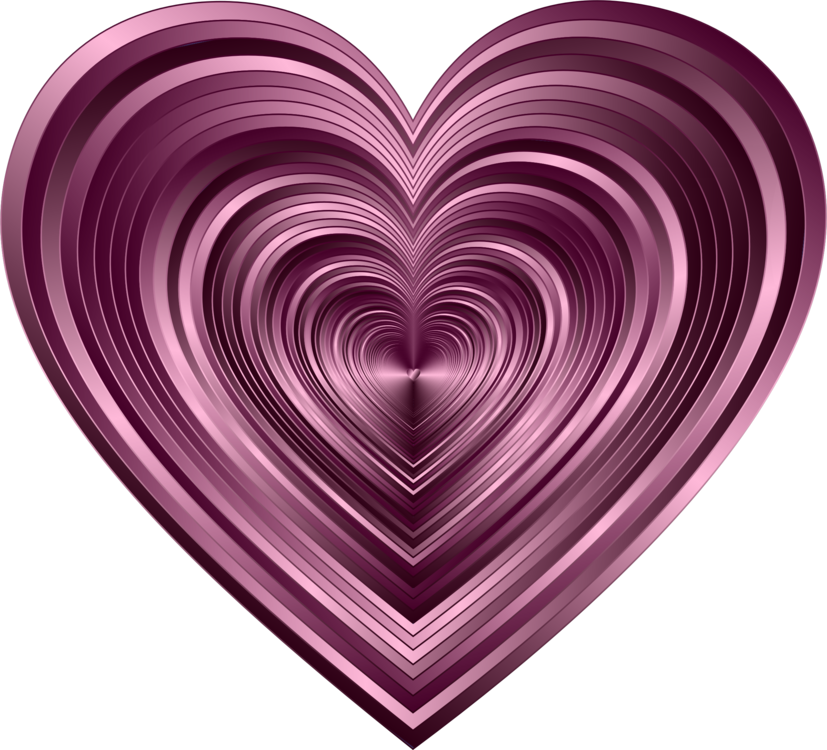 Purple Color Sticker Illustrator CC0 - Heart,Love,Organ CC0 Free ... Violet Things violet color heart images #heart #Heart,Love,Organ