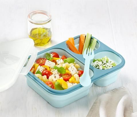 Skladany Pojemnik Na Lunch 336195 W Tchibo Food Takeout Container