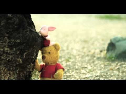 Live Action Winnie The Pooh Short Cute Winnie The Pooh Winnie
