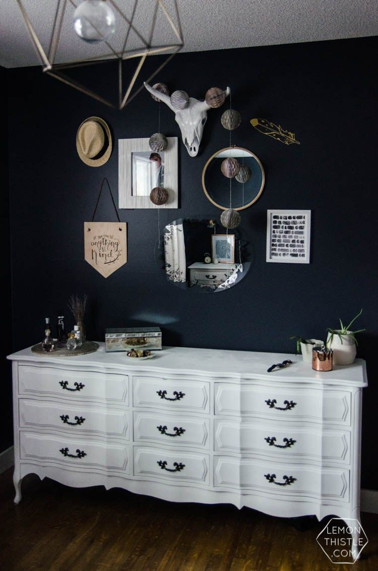 chalk painted furniture by color white home ideas inspirations rh pinterest com
