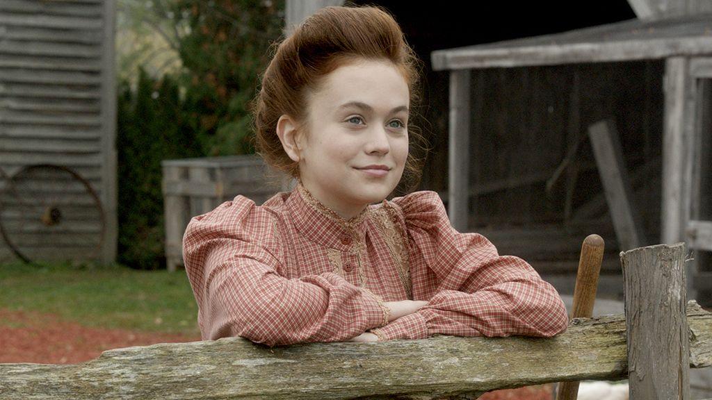 Ella Ballentine In L M Montgomery S Anne Of Green Gables Fire