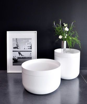 Table Basse Stanly Xl Boom Blanc Made In Design Bout De Canape Table Basse Acheter Table Basse