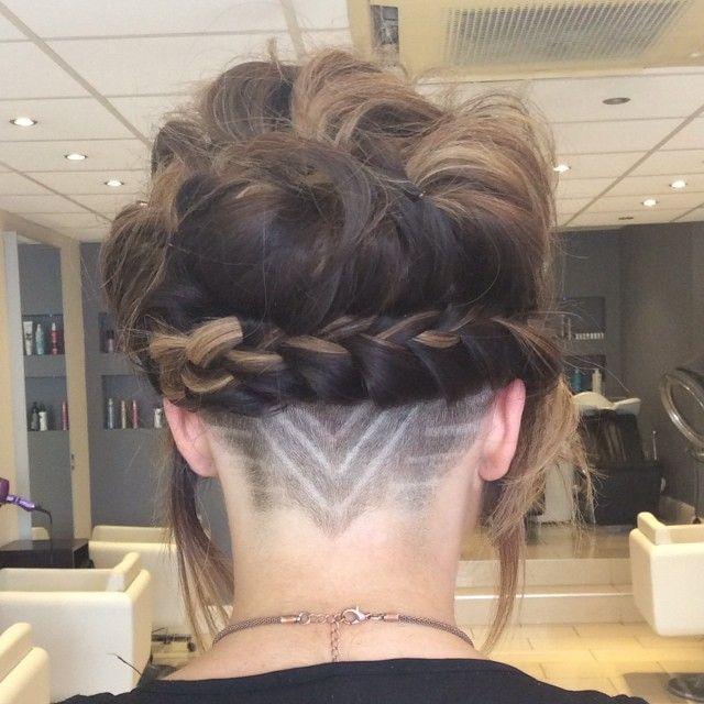 mandy. airbrush cross hair