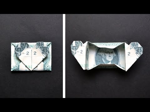 Photo of My Money BOX WITH HEART | Origami Dollar Tutorial DIY by NProkuda