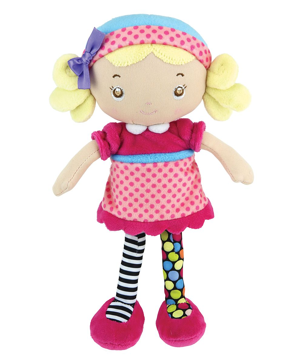 Bendable Doll Plush