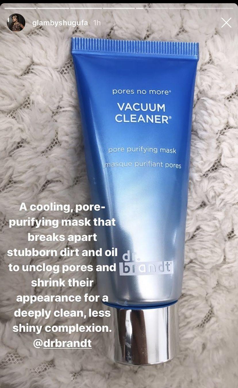 Pores No More Vacuum Cleaner Skin Care Pores Face Care Tips Clean Pores