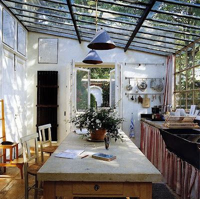 conservatory kitchen conservatories Pinterest Terrazas