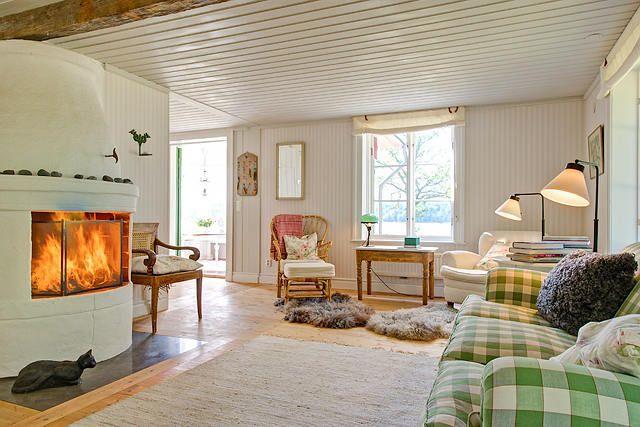 swedish cottage decor style light colors light on lake cottage interior paint colors id=47953