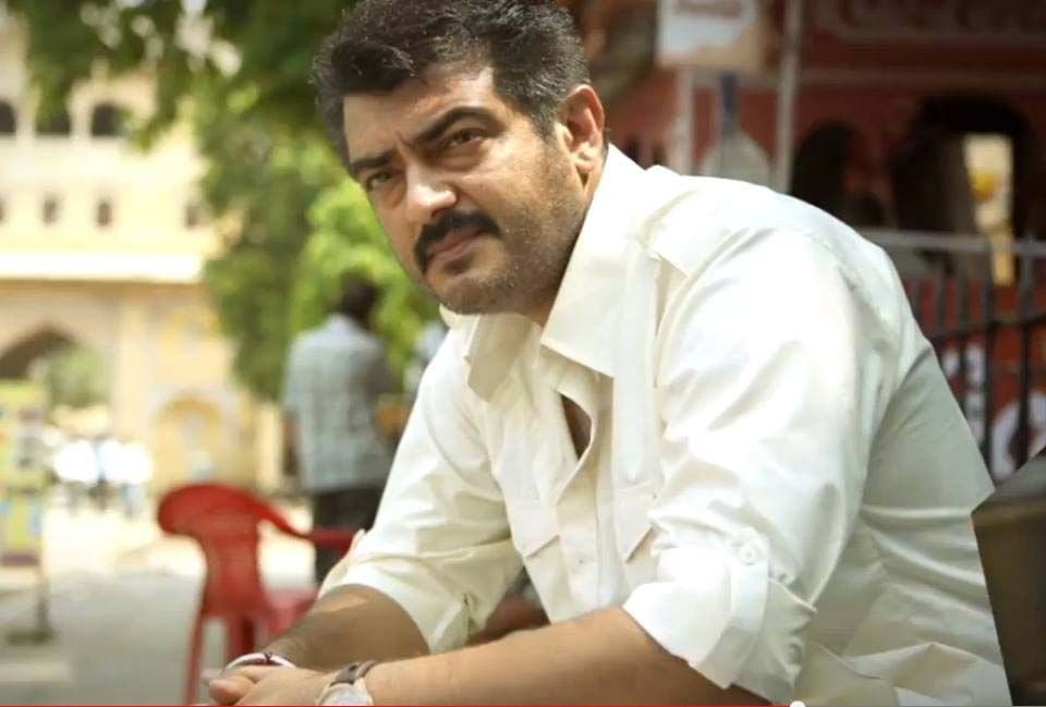 #Ajith new looks creates frenzy  Read More @ http://kalakkalcinema.com/ajith-new-looks-creates-frenzy/