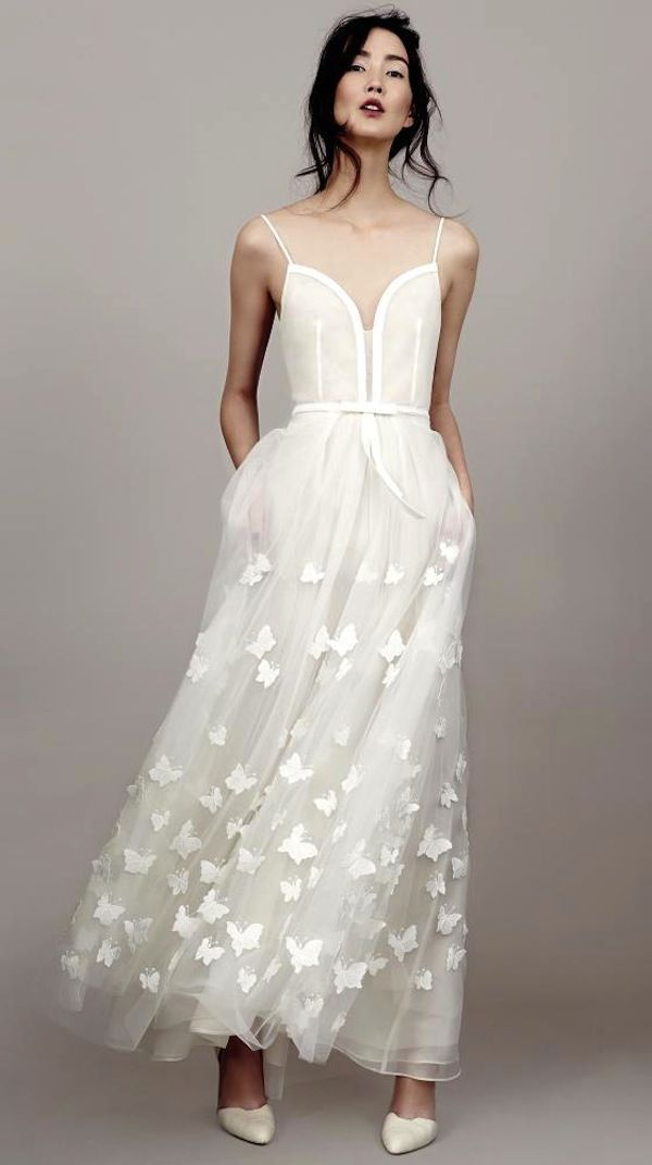 Modern Bride Dresses