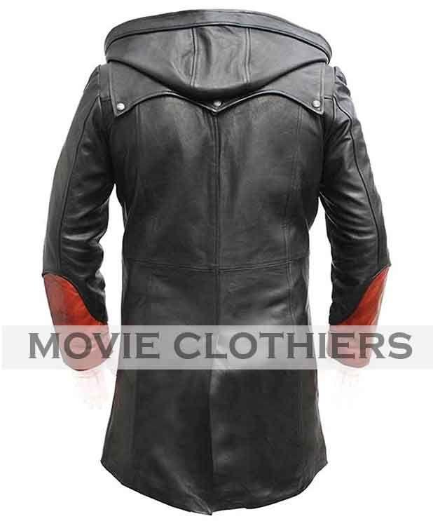Dmc Dante Trench Coat Jackets Leather Jacket Jacket Sale