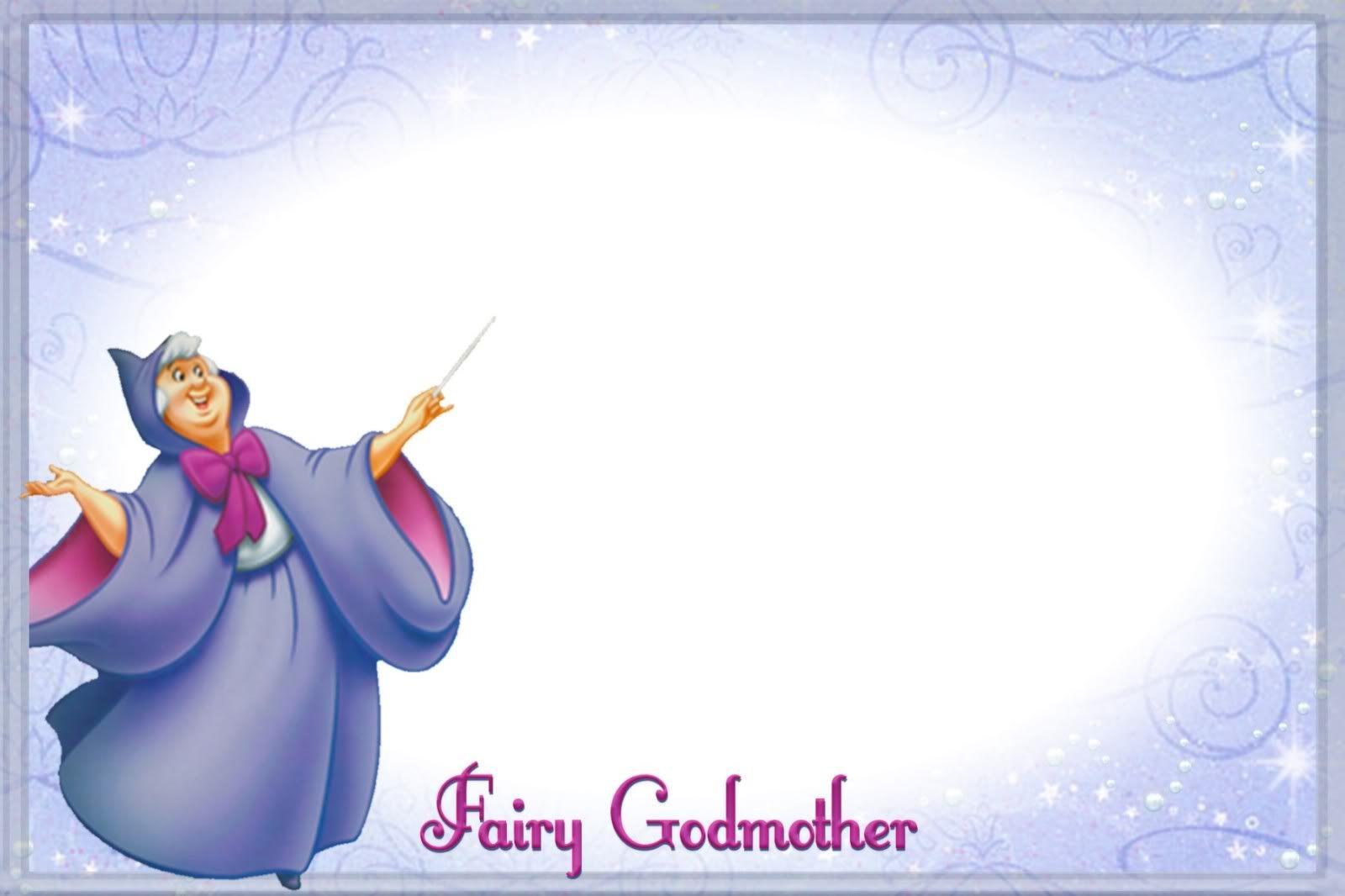 Fairy Godmother Autograph Page | Disney Autograph/Project ...