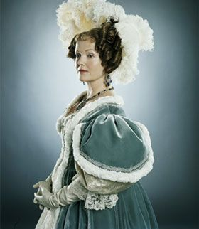 "Costumes from the movie ""The Young Victoria"" directed by Jean-Marc Vallée (2009)"