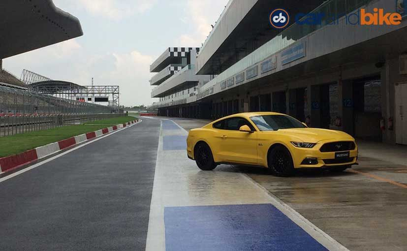 Ford Mustang Gt Launched In India Priced At Rs 65 Lakh Ndtv