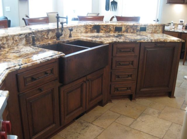 Delicatus Gold Granite Countertops For The Home