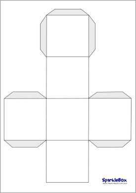 Blank Dice Template I Ve Been Looking For This Jenna S Education