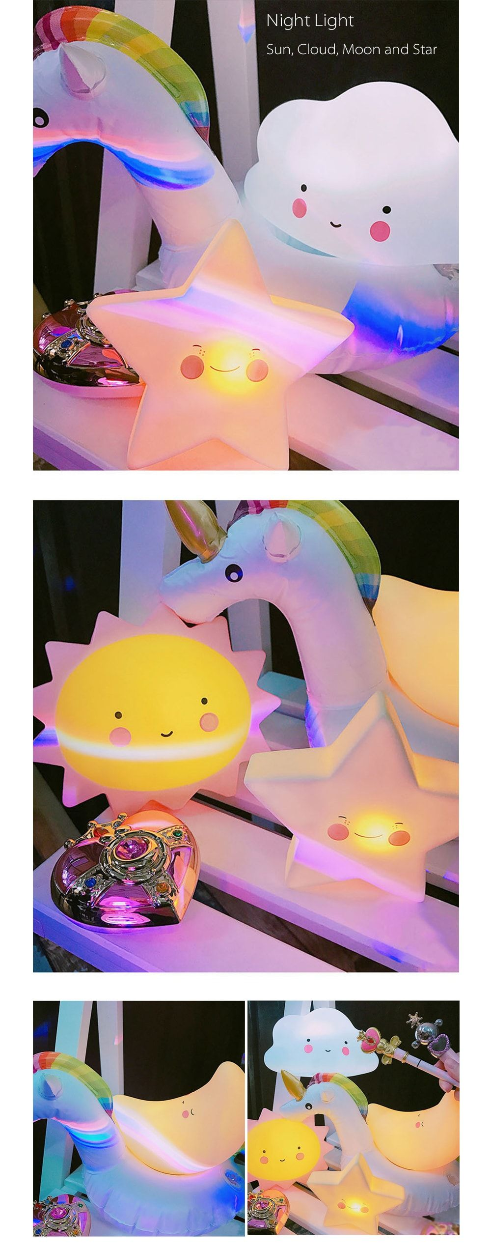 Lovely Night Light   Night light, Apollo box, Toddler bedrooms