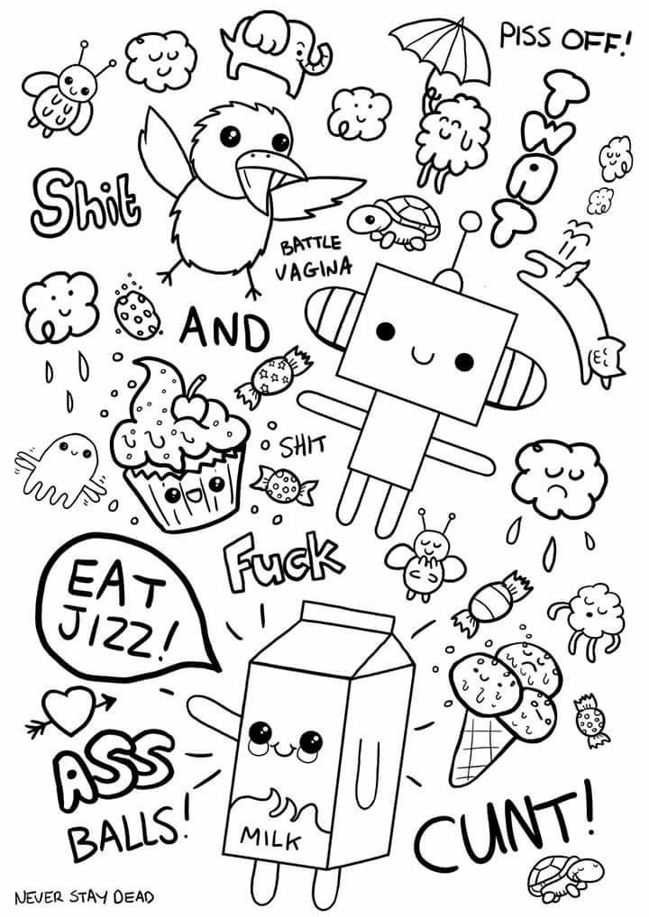 Pin By Katie Toone On Doodle Me Sketch Book Doodle Art Aesthetic Stickers