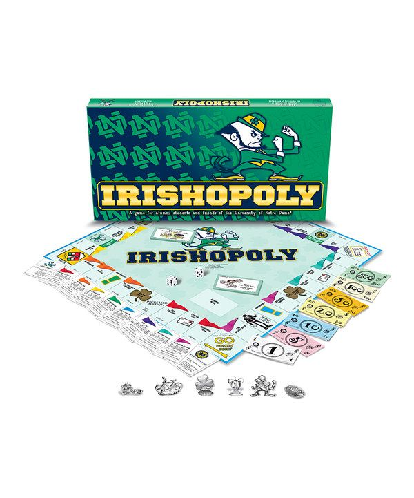 Look at this Irish-opoly on #zulily today!
